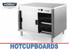 HOTCUPBOARDS by MOFFAT 2FHCM - K.F.Bartlett LtdCatering equipment, refrigeration & air-conditioning